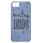ShihPoo DUDE iPhone 5C Cases