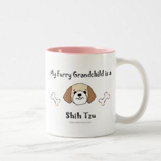 ShihTzu Two-Tone Mug