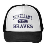 Shikellamy - Braves - High - Sunbury Pennsylvania Hat