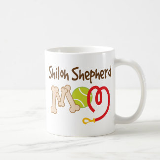 Shiloh Shepherd Dog Breed Mom Gift Basic White Mug