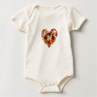 Shimmer Baby Bodysuit