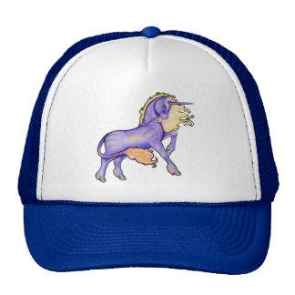 Shimmer Blossom Hat