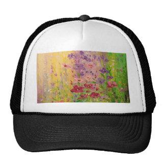 Shimmer flower cap