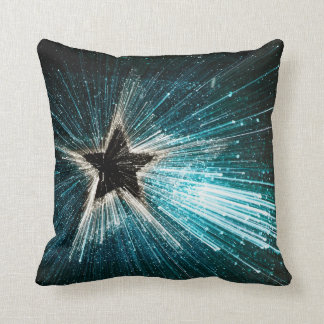 Shimmer Shooting Star Cushion