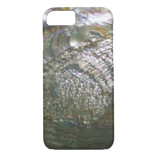 Shimmering Abalone Seashell, Beautiful Nature iPhone 7 Case