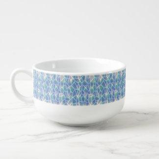 Shimmering Safari Soup Mug