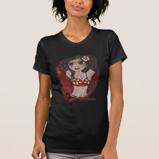 Shimmia Cabaret Belly Dancer Tee