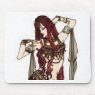 SHIMMIES mouse pad