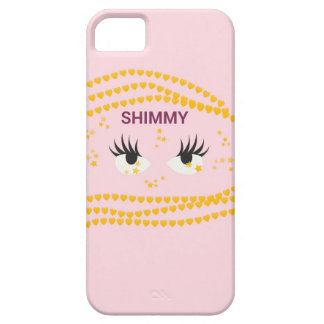 Shimmy.pink iPhone 5 Case