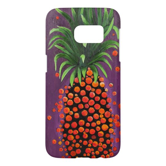 shimmy Shimmy Pineapple Phone Case for Samsung