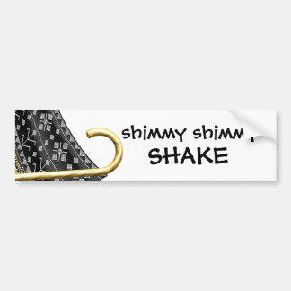 Shimmy Shimmy SHAKE Bumper Sticker