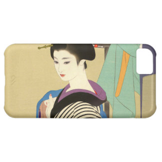 Shimura Tatsumi Two Subjects of Japanese Women iPhone 5C Case