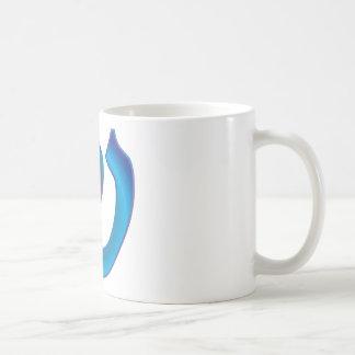 Shin Zafiro Basic White Mug