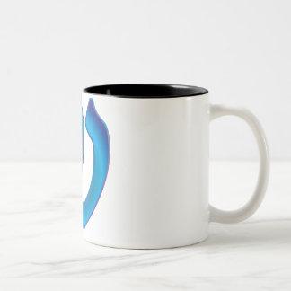 Shin Zafiro Two-Tone Mug