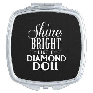 Shine Bright Compact Mirror