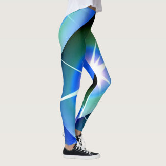Shine bright custom leggings yoga pants