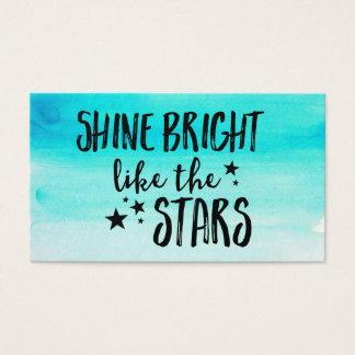 Shine Bright Like The Stars Acts Of Kindness Cards