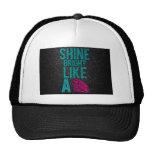 Shine Bright Mesh Hat