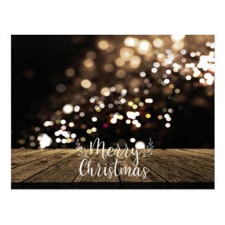 Shine@Christmas! Postcard