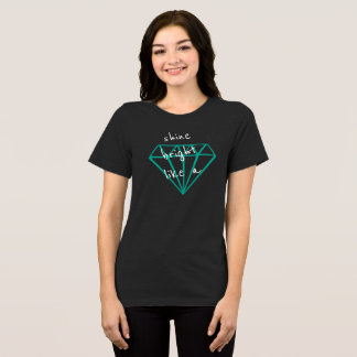 Shine Diamond T Shirt