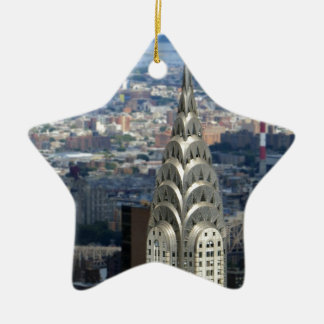 Shine Like the Chrysler Building Christmas Ornament
