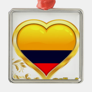 Shine On Colombia Ornament