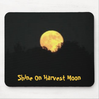 Shine On Harvest Moon Mouse Mat