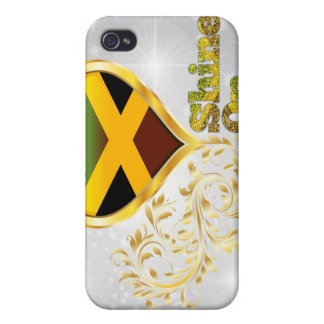 Shine On Jamaica Cover For iPhone 4