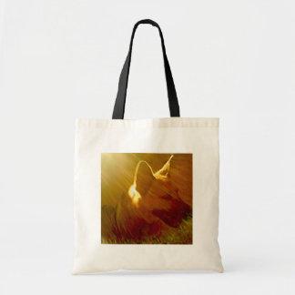 Shine On Me German Shepherd #1 Tote Bag