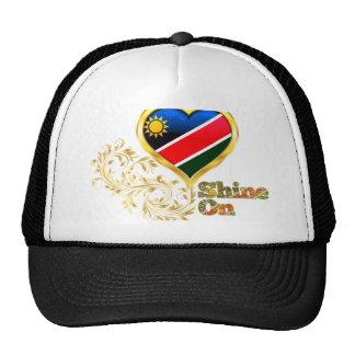 Shine On Namibia Hats