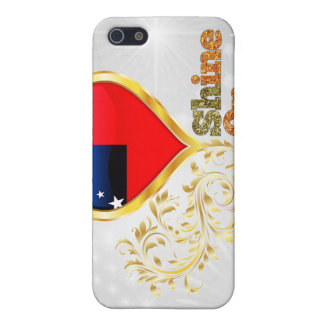 Shine On Samoa Covers For iPhone 5
