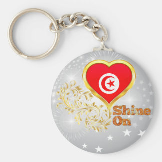Shine On Tunisia Key Ring