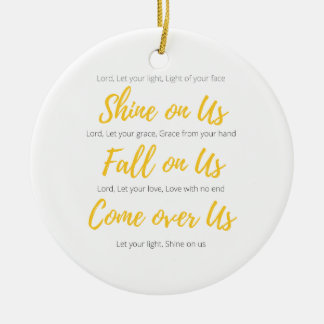Shine on Us - Ornament
