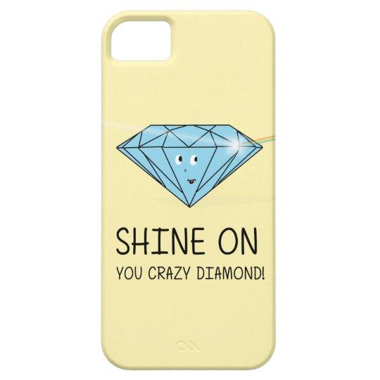 Shine On You Crazy Diamond Phone Case