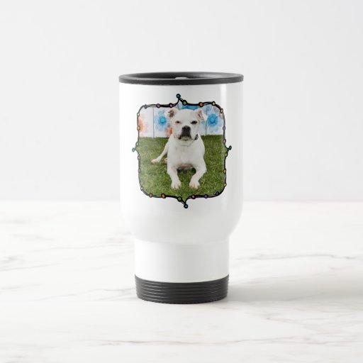 Shiner - Boxer 15 Oz Stainless Steel Travel Mug