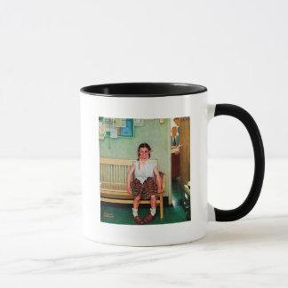Shiner or Outside the Principal's Office Mug