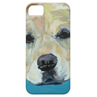 Shiner the Golden Retriever iPhone Case Barely There iPhone 5 Case