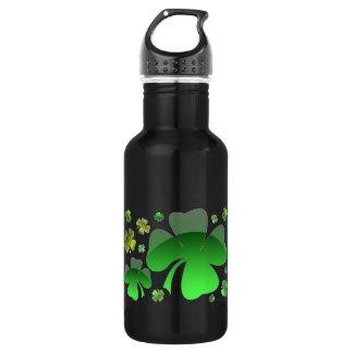Shiney Shamrocks 532 Ml Water Bottle