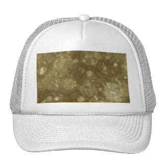 shining and shimmering moss hats