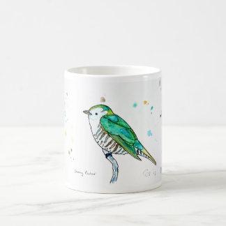 Shining Cuckoo Coffee Mug