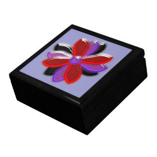 Shining Daisy Flower Gift Box