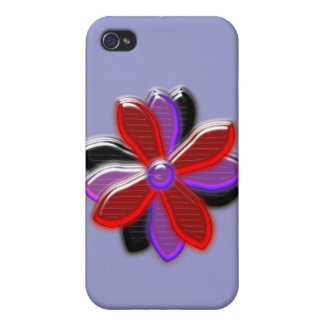 Shining Daisy Flower  iPhone 4 Case