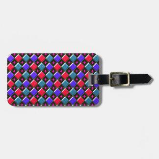 Shining Diamonds Create Your Own Custom Lugga Luggage Tag