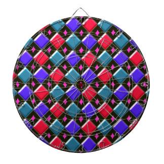 Shining Diamonds Create Your Own Dart Board