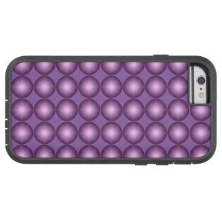 Shining Lavender Polka Dot Tough Xtreme iPhone 6 Case