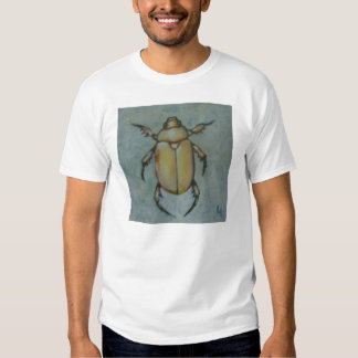 Shining Leaf Chafer (Gold Bug) T Shirts