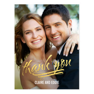 Shining Moment Photo Thank You Card Post Cards