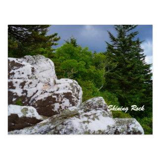 Shining Rock Post Card