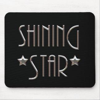 Shining Star Mouse Mat