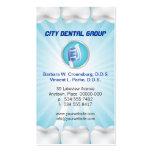 Shining Teeth Dentist Appointment